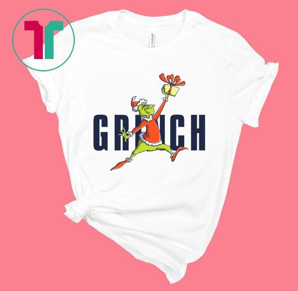 Air Grinch Chrismast 2020 T-Shirt