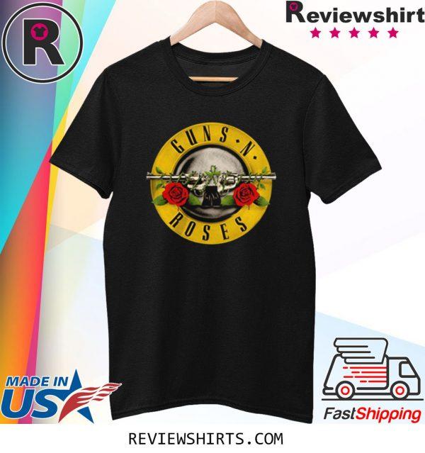 Guns N Roses Black Tee Shirt