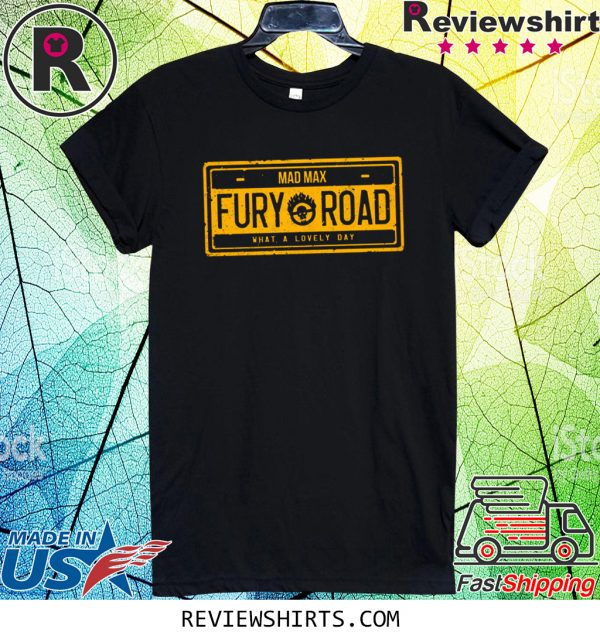 MAD MAX FURY ROAD TEE SHIRT