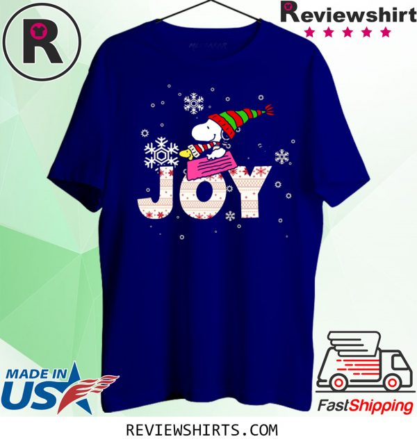 Christmas Joy 2020 Snoopy Christmas Joy Peanuts Christmas 2020 Tee Shirt, hoodie