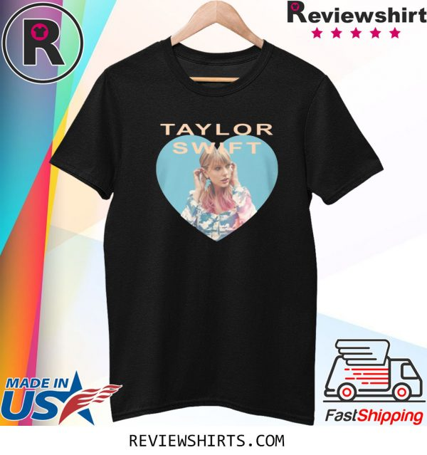 TAYLOR SWIFT LOVER ALBUM TEE SHIRT
