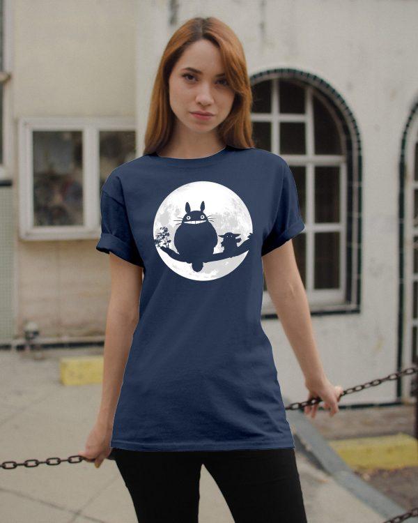 Totoro Yoda Baby T-Shirt