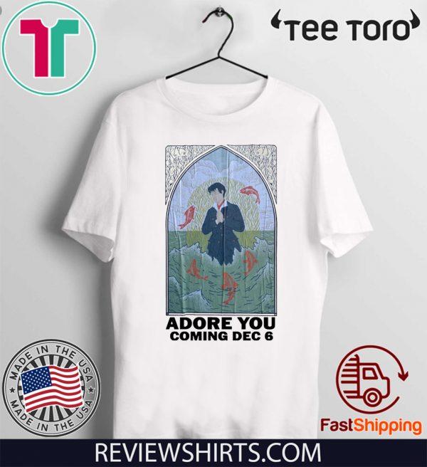 Adore You Coming Dec 6 T-Shirt