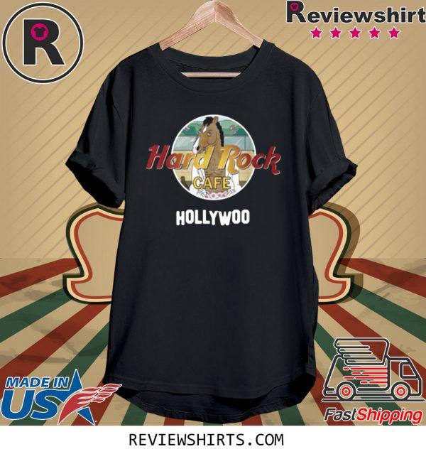 HARD ROCK CAFE HOLLYWOO T-SHIRT