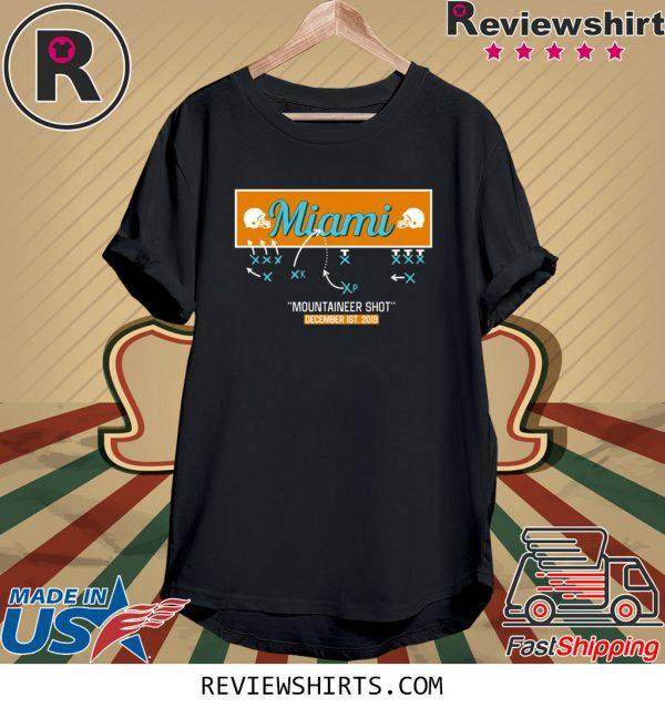 Original Miami Mountaineer Shot Shirt