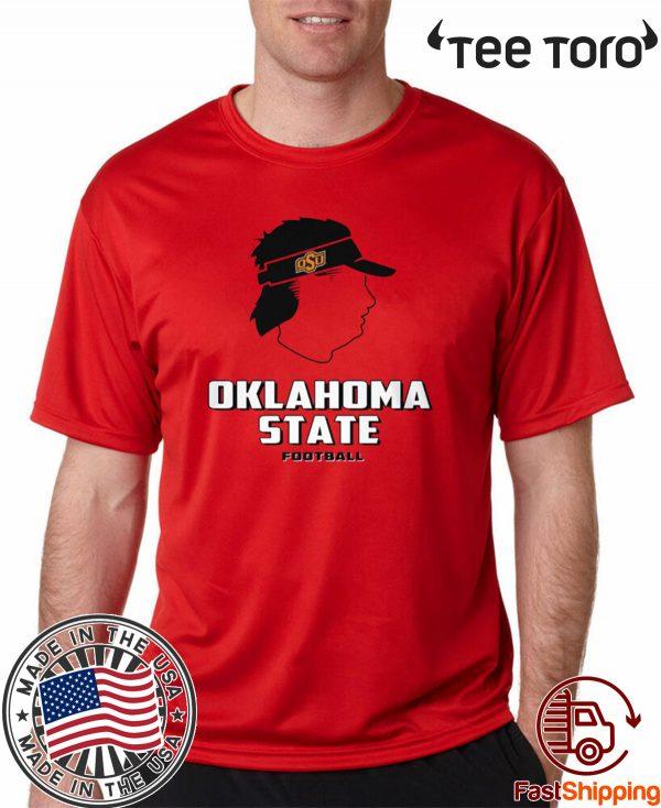 Mike Gundy Mullet Shirt - Oklahoma State Cowboys football T-Shirt