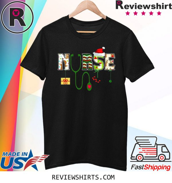Nurse Christmas T-Shirt