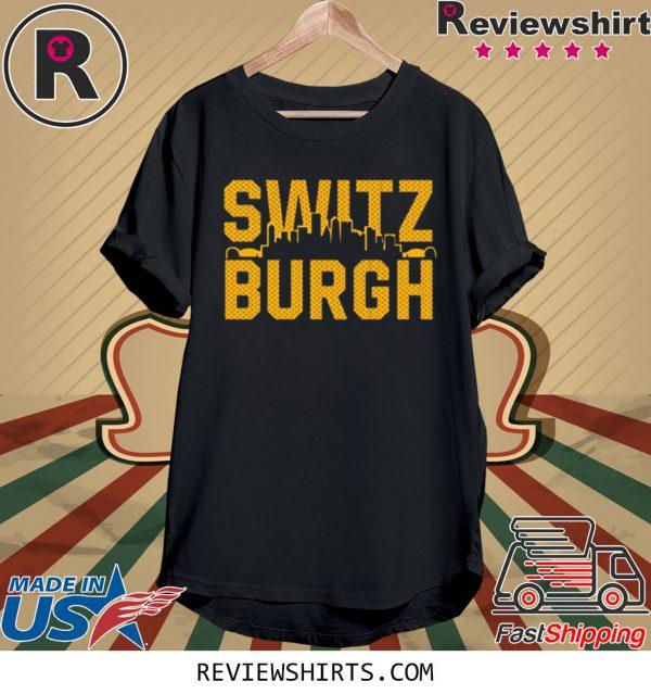 Ryan Switzer Switz Burgh Tee Shirt