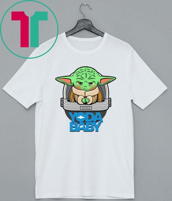 Yoda Boss Baby! Baby Yoda Boss Baby T-Shirt