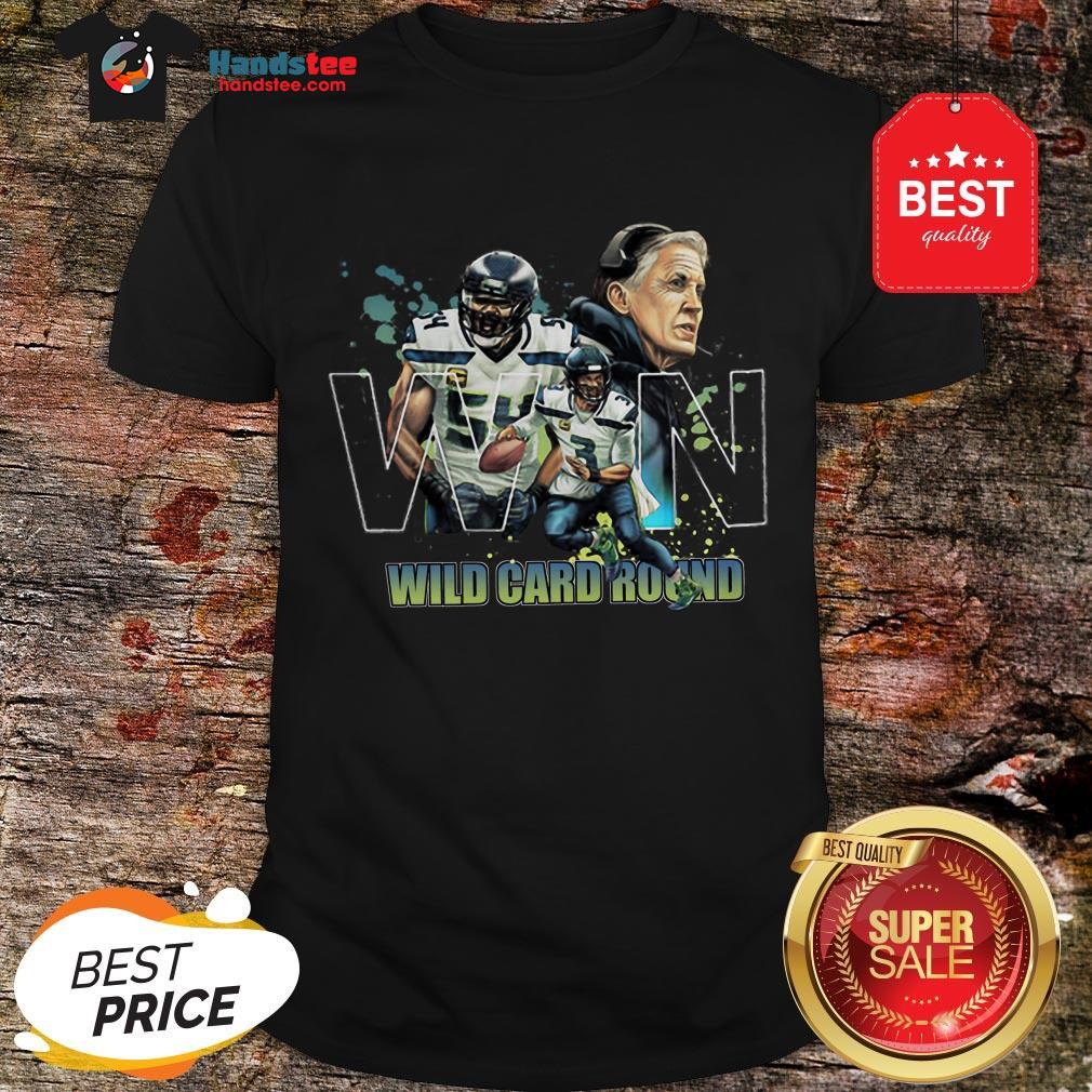 Official Wild Card Round Shirt