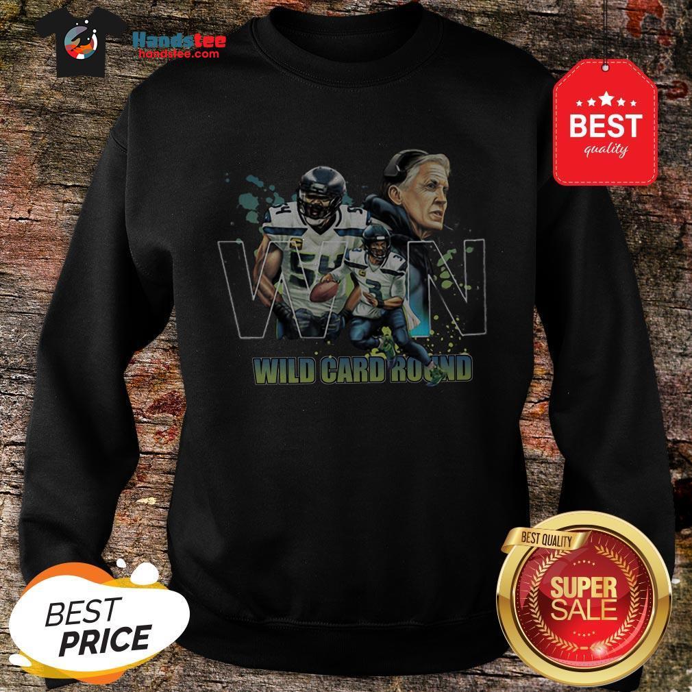 Official Wild Card Round Sweatshirt
