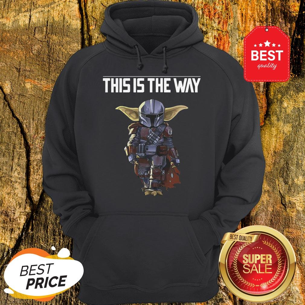 The Mandalorian This Is A Way Hoodie