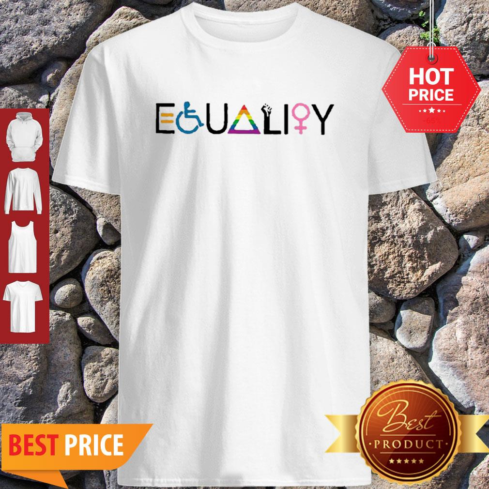 Official Equality Symbol Shirt