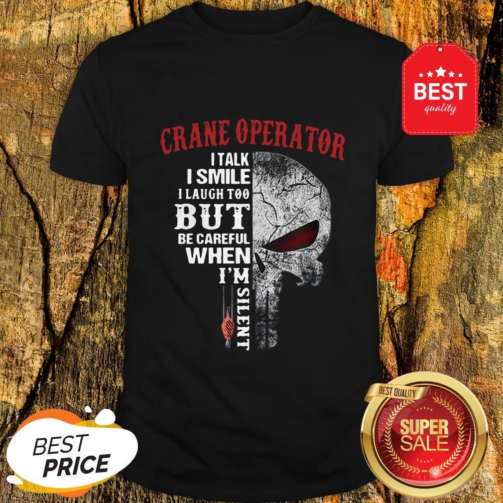 tee Crane Operator Girl Unisex Sweatshirt