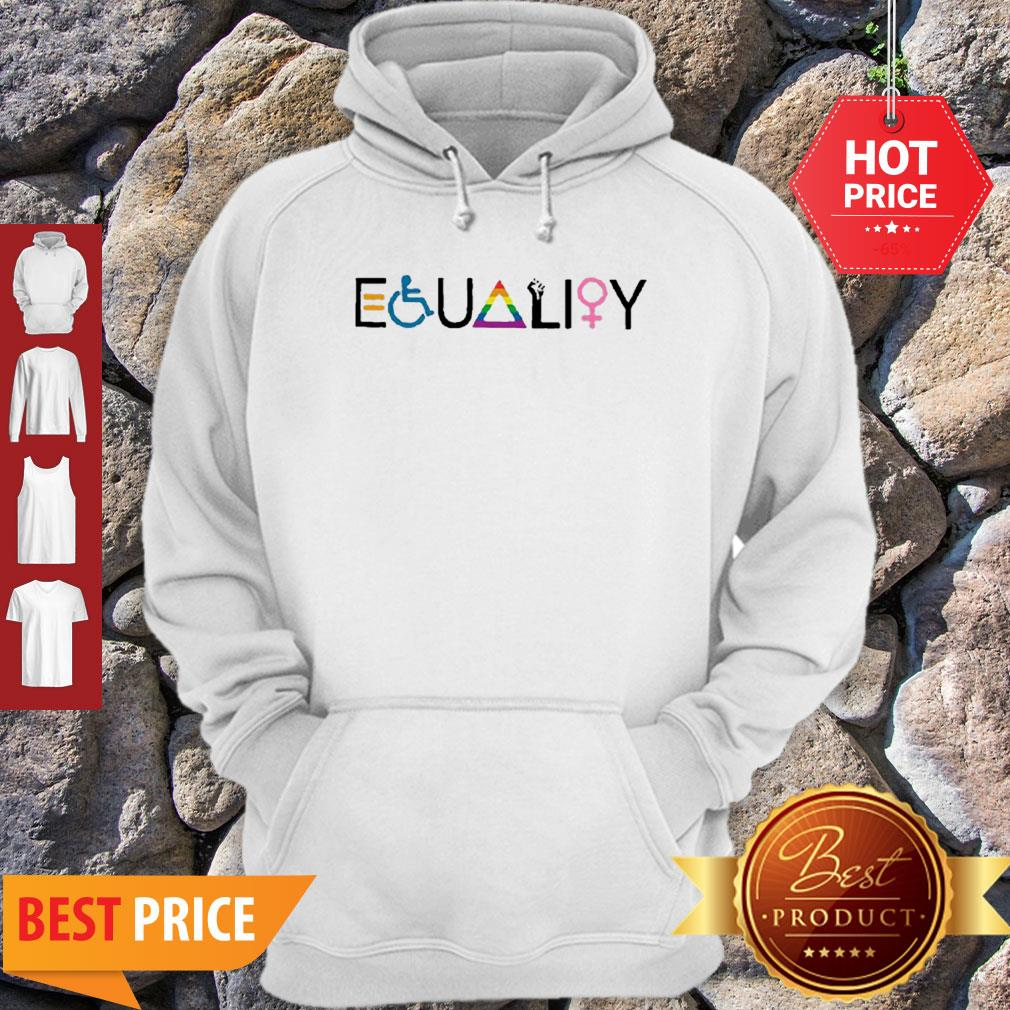 Official Equality Symbol Hoodie