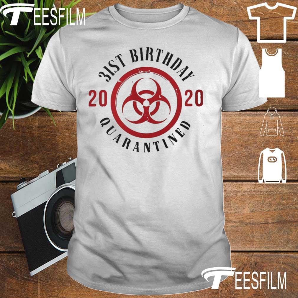 MESS 31st Birthday Crappy T-Shirt Hoodie