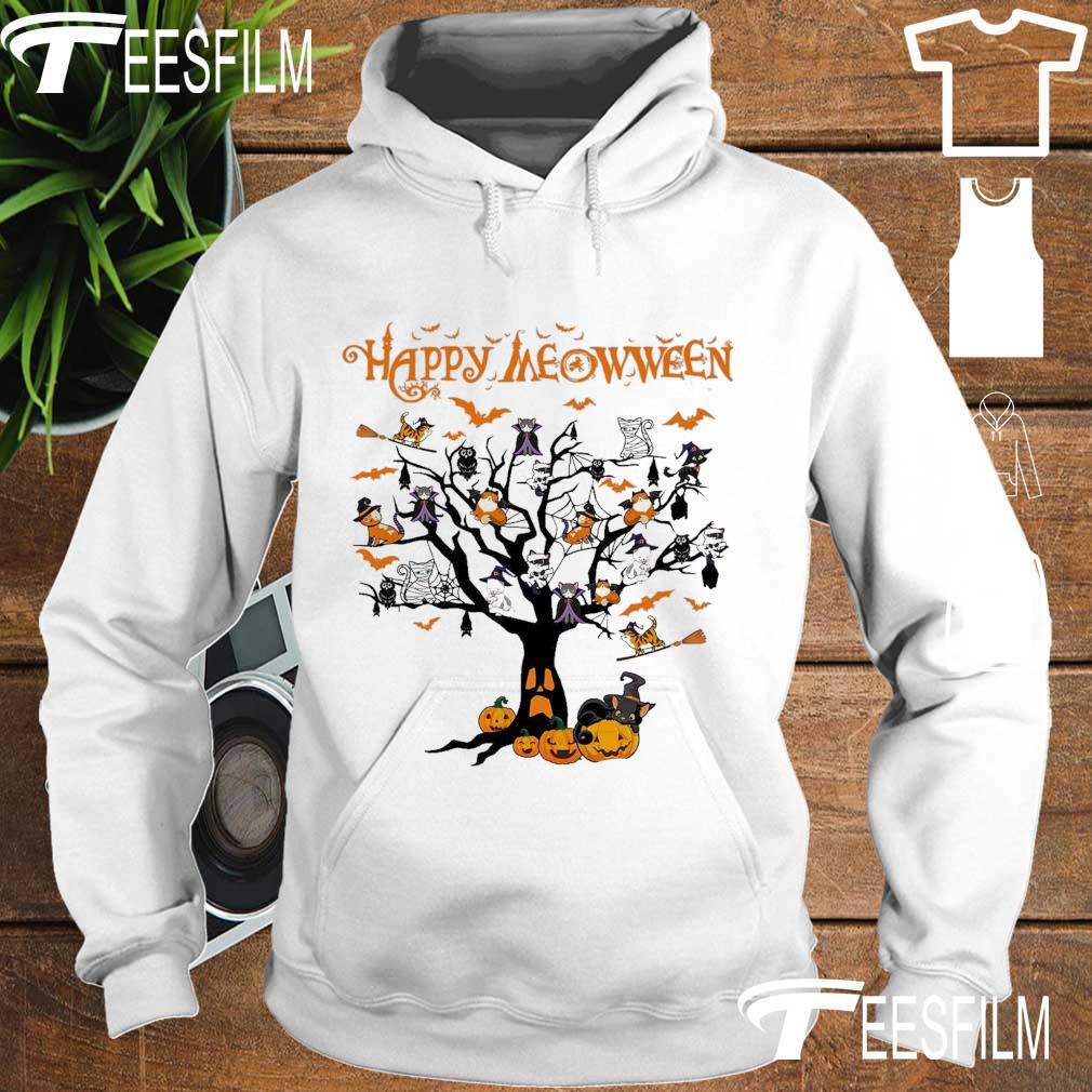 Cats Happy Meowween s hoodie