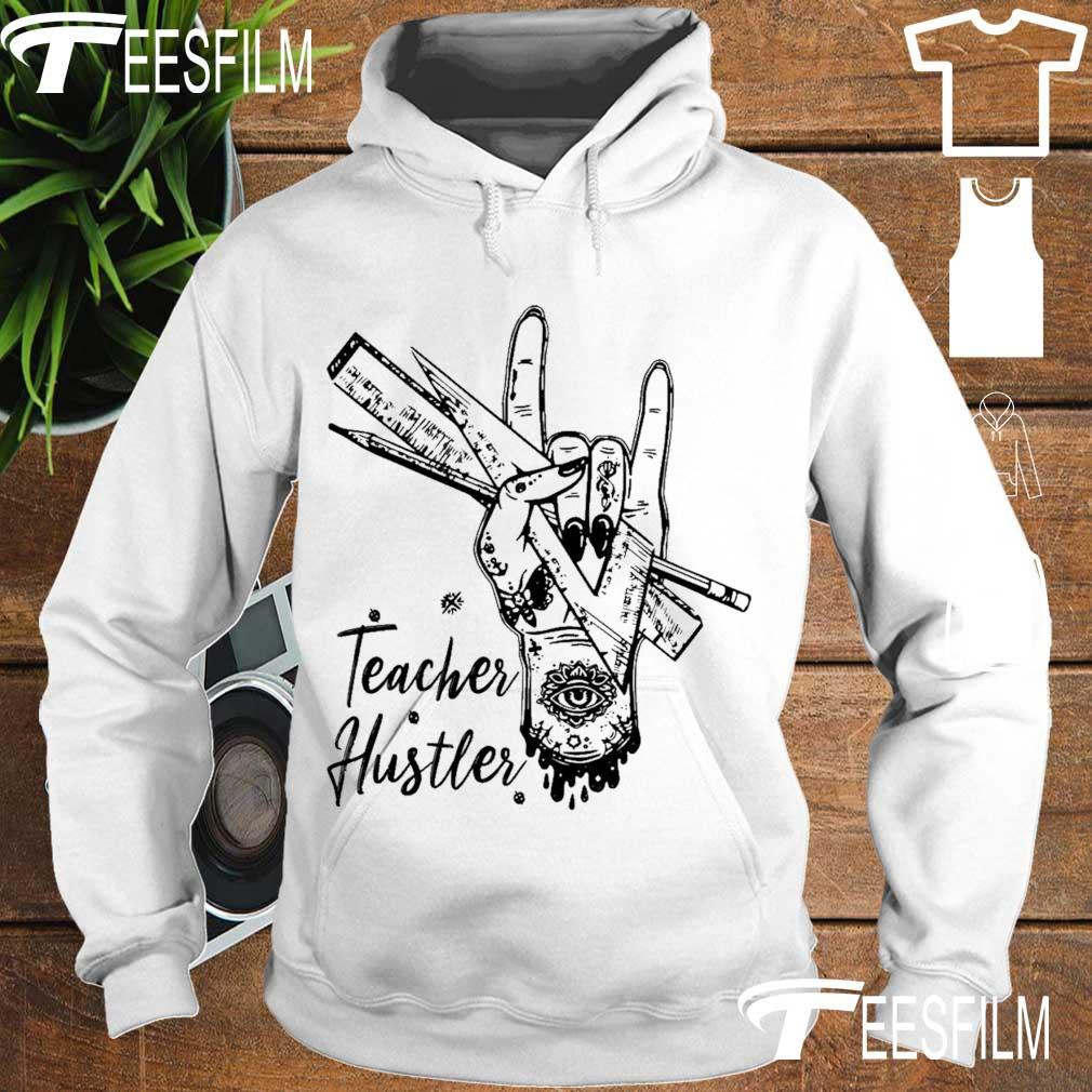 Post Malone Teacher Hustles s hoodie