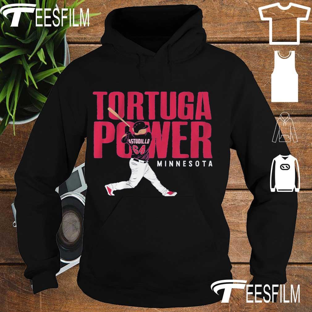 Willians Astudillo Tortuga Power Minnesota s hoodie