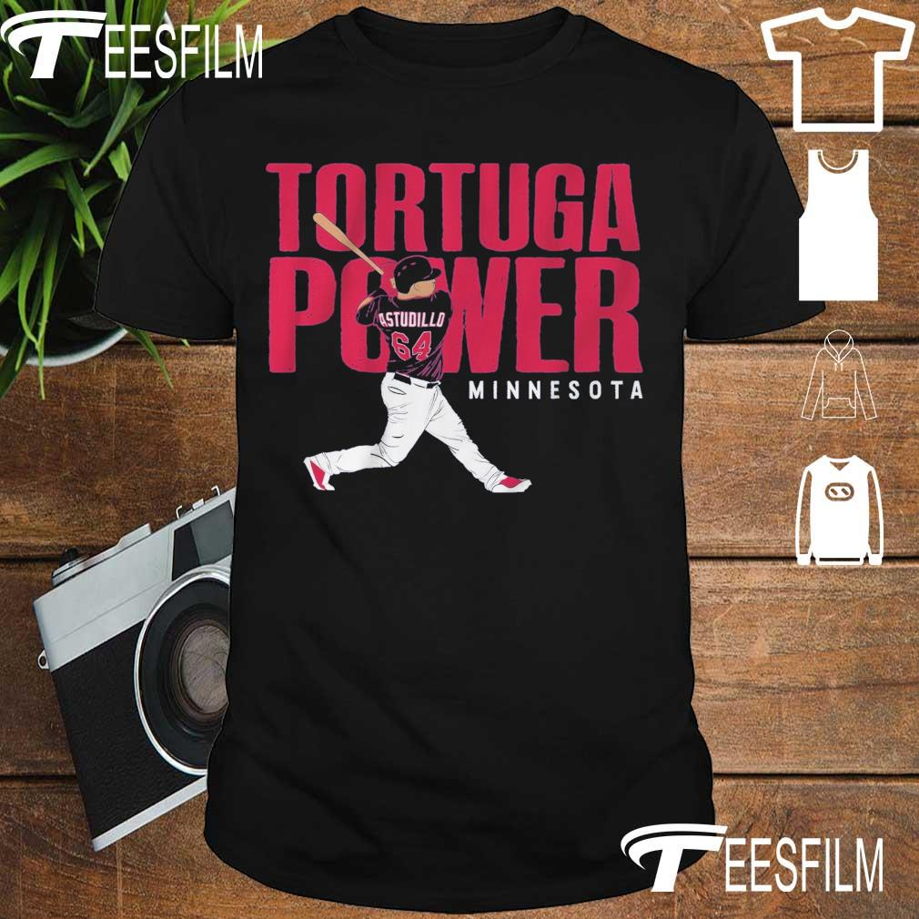 Willians Astudillo Tortuga Power Minnesota shirt