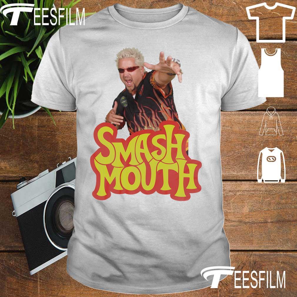 Cheap Smash Mouth Steve Harwell shirt