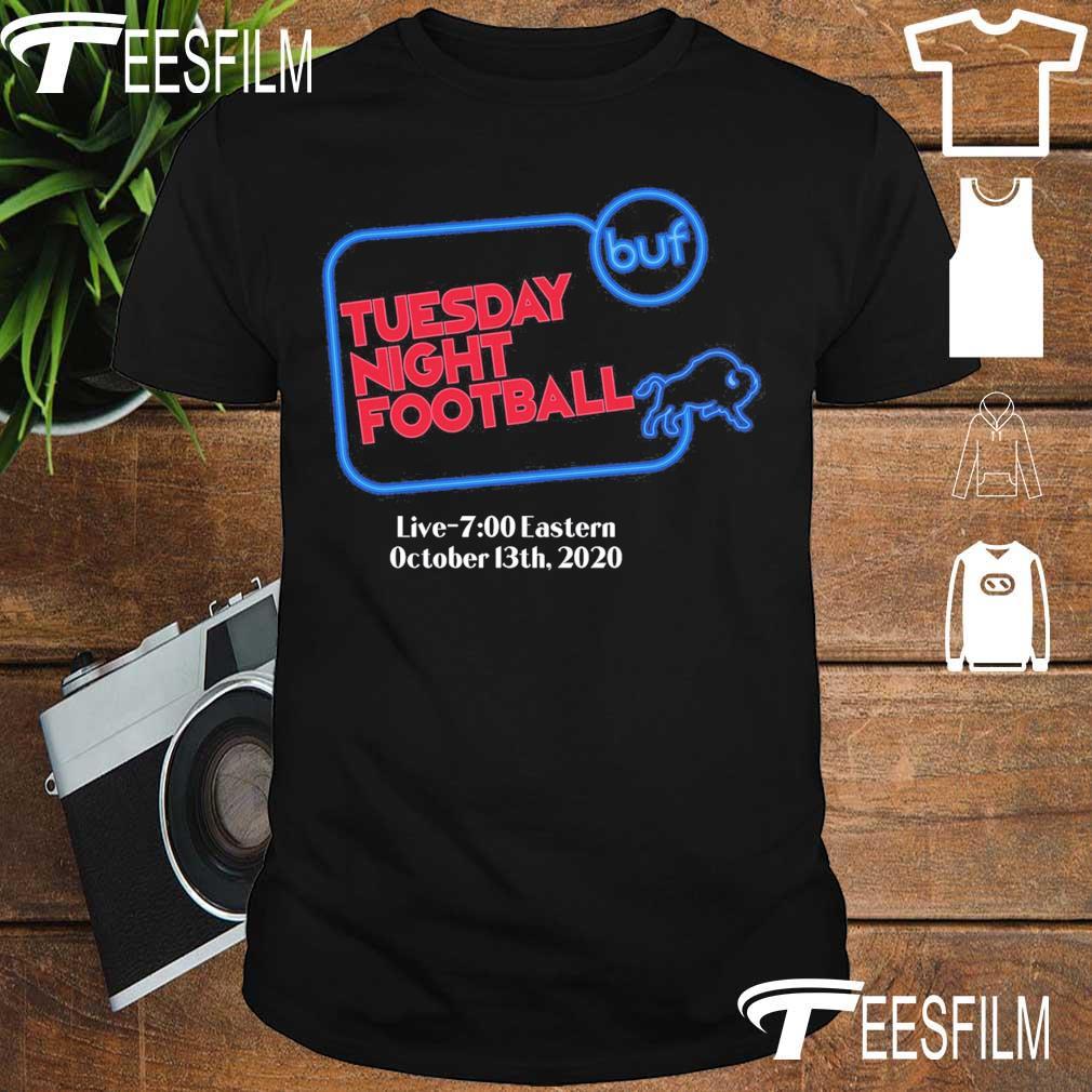 Tuesday night Football shirt