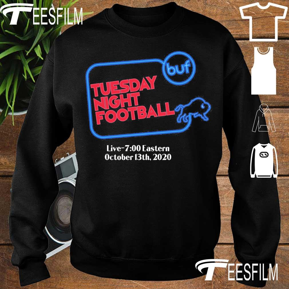 Tuesday night Football s sweater