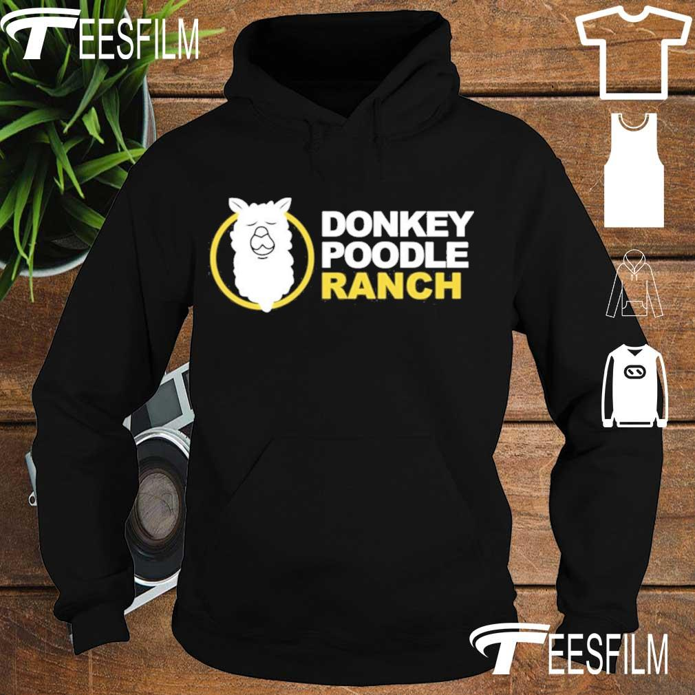 Official Arms Family Homestead Merch Donkey Poodle Ranch Shirt hoodie