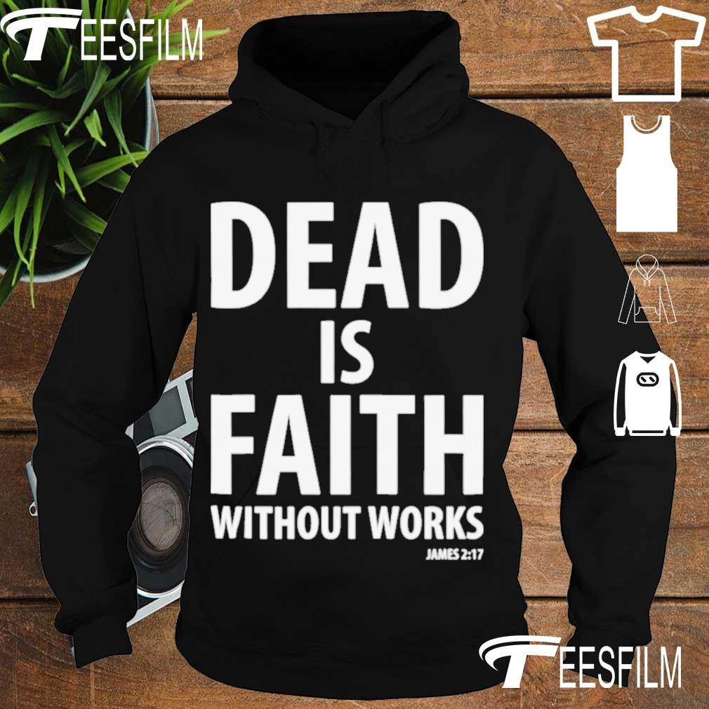 Official Dead Is Faith Shirt hoodie