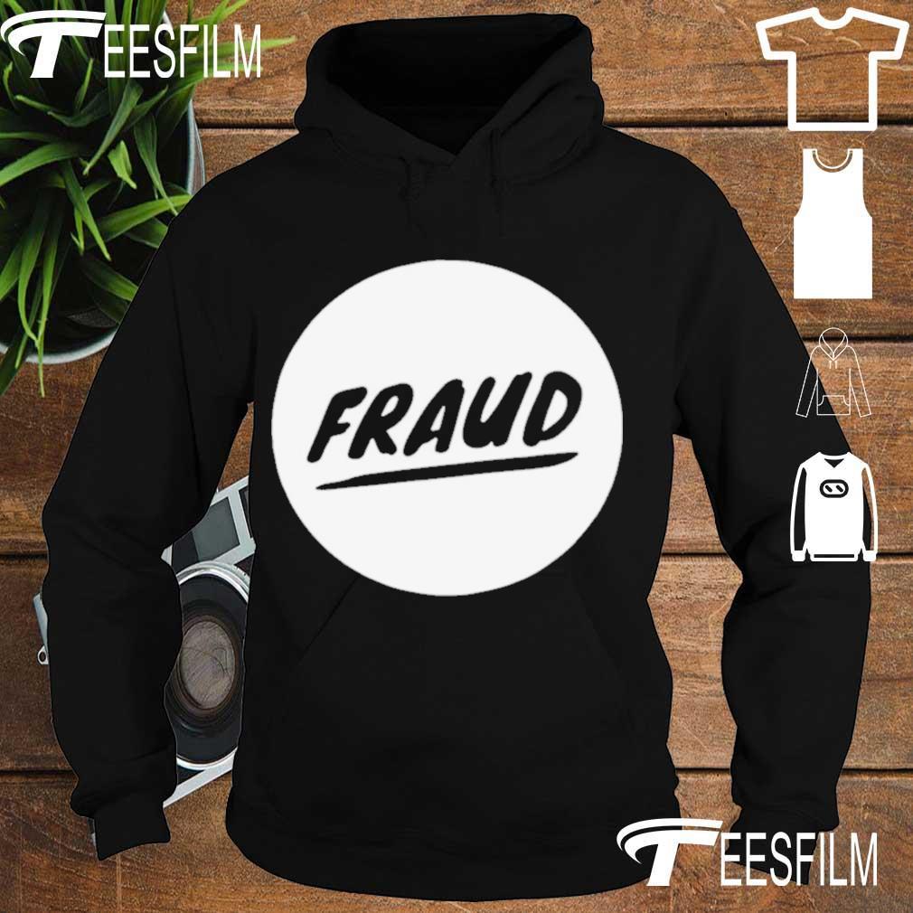 Official Donald Trump Fraud 2020 Biden Election Scandal Vote Shirt hoodie