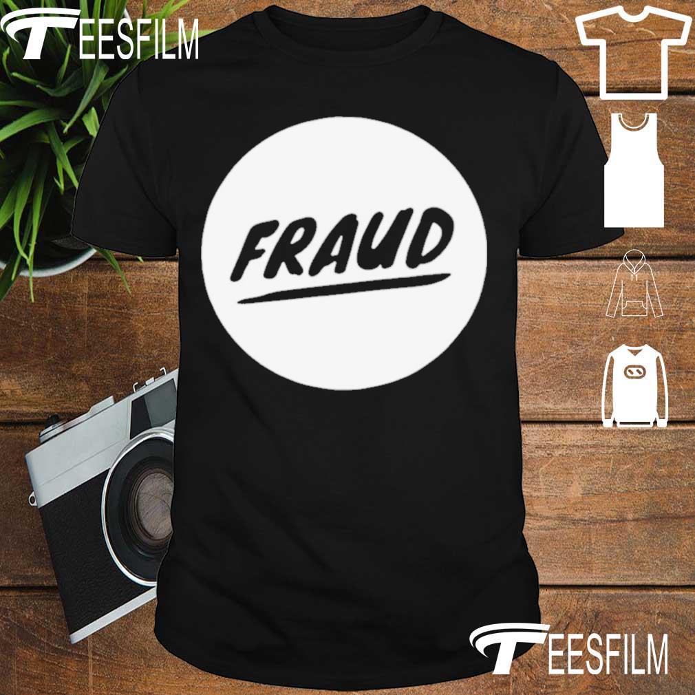 Official Donald Trump Fraud 2020 Biden Election Scandal Vote Shirt